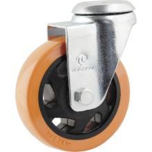 Roulette pivotante à double bille à boulons (KMX6-M1)