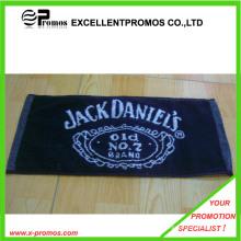 Logotipo personalizado impreso toalla promocional para la barra (EP-T9116)