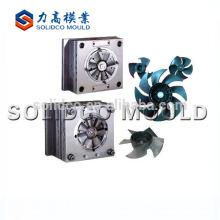 2018 Taizhou professional mould factory fan blade injection mold