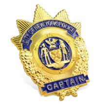 Fornecimento barato pin personalizado, metal polícia Badge (GZHY-BADGE-003)