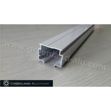 Aluminum Crutain Track Profile for Vertical Blind