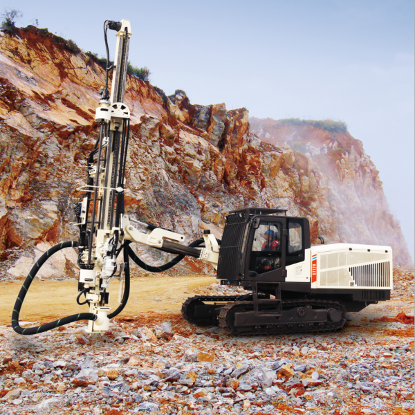 rock drilling rigs