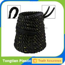 Corde de puissance de combat de 2 pouces avec couverture en nylon