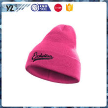 New and hot novel design soccer ball knit hat for promotion