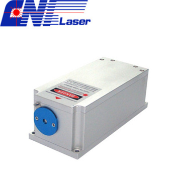 671 nm roter Laser