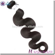 Grandes acciones al por mayor virginal del pelo peruano onda del cuerpo del pelo que teje