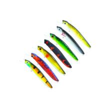MNL004 Hard plastic minnow jerkbait fishing lure