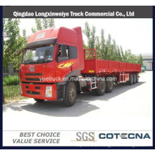 40FT Container Lock Side Wall and Side Door Semi Trailer