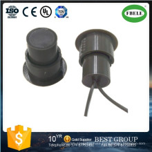 Recessed Mounted Magnetic Contacts Magnetic Switch Steel Door Contact (FBELE)