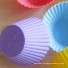 Die Silikon-Kuchenform-Pure Color
