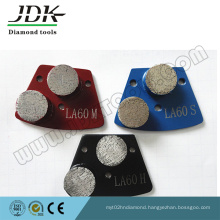 Diamond Metal Grinding Plate for Concrete Grinding Tools