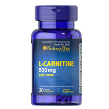 Gauche-Carnitine gélules préparation amincissante, perte de poids rapidement produit (MJ95)