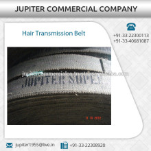 Assured Quality Highly Durable Hair Transmission Belt at Low Price