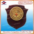 Großhandels-hölzerne Schild-Trophäe-Plakette mit kundenspezifischem Entwurf