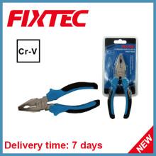 Fixtec 6-дюймовый ручной инструмент Хромированный ванадиевый комбинированный плоскогубцы