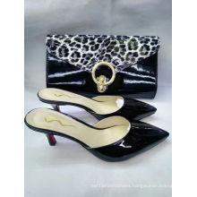 New Fashion High Heel Slippers and Fashion Handbags (G-16)