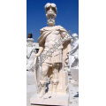 Carving Marble Sculpture for Carved Garden Stone Statue (SY-X1594)