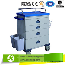 Beautiful Lightweight Emergency Anesthesia Trolley