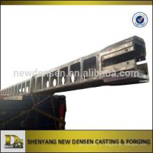 Pièces de soudure de fabrication d'acier de haute qualité OEM