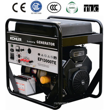 Generator with Wheels 13kw for Touring Car (EF13000)