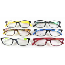 Nuevos productos 2016 clases ópticas unisex TR90 gafas
