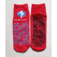 Calcetín antideslizante calcetín antideslizante calcetín para trampolín