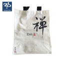 OEM cotton canvas bag cheap printed canvas cotton tote bag shopping bag
