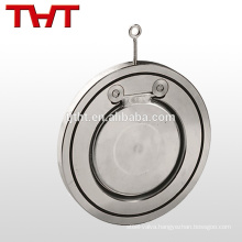 stainless steel wafer single hdpe flap 12 inch high integrity check valve