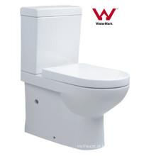Sanitary Wares Canalizador Banheiro Watermark Dois Piece Ceramic Toilet (558)