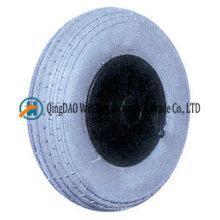 200*50 пневматические колеса с резиновым колесом