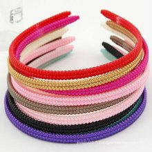 Barres à cheveux en résine à bas prix avec des couleurs mixtes Accessoires de cheveux pour cheveux HB21