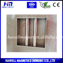 Filtro de água magnético 12000Gauss grelha magnética