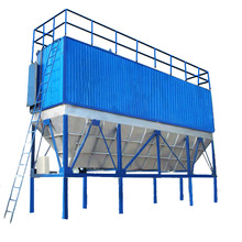 Bag House Dust Collector For Abrasive Blasting Room