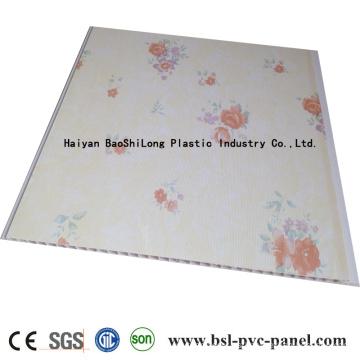 Panel laminado de PVC 30cm * 8mm