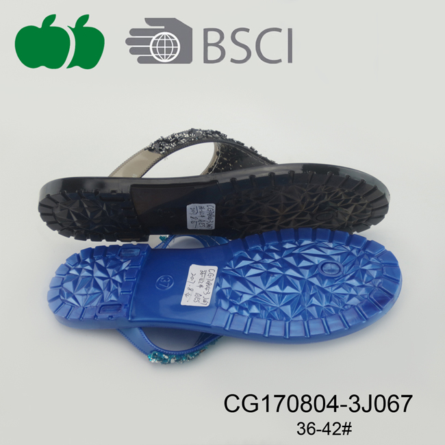 new pvc slipper