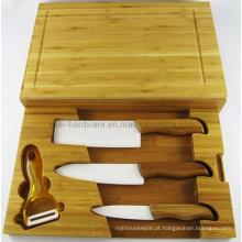 Produtos cerâmicos / Zirconia faca de cerâmica / faca de cozinha / faca utilitário (SE-3623)