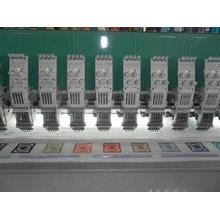 Flat Embroidery Machine (Pakistan market good sell)