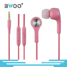 Wholesale Popular Deisgn Earphone with Customized Logo