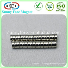 N35 Magnet D8 * 2mm auf Lager versandfertig