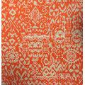 Orange Druckstoff für Sportbekleidung (HD1401101)