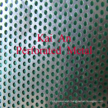 Hot sale Perforated Nickel Mesh ----- 30 years factory supplier