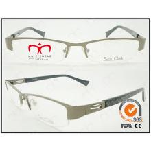 2015 Vidrios de lectura vendedores calientes de Eyewear del metal de moda (WRM410004)