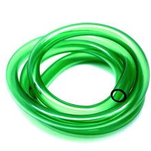 Tuyau flexible en plastique vert de PVC de 12mm pour l'étang d'aquarium