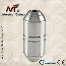 N304026-22mm apertos com haste traseira tubos de tatuagem de aço inoxidável