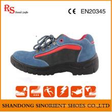 Электрические ботинки безопасности с хорошим качеством кожаный RS721