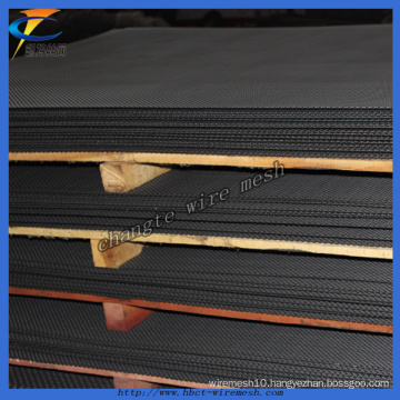 High Quality Crimped Steel Woven Wire Mesh