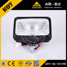 PC360-7 WORK LAMP 20Y-06-D1390