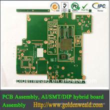 Chine haute qualité FR4 multicouche PCB PCB connecteur