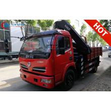 Tout nouveau camion-grue articulé DFAC 5T XCMG