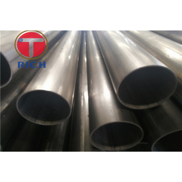 Torich 304 316 Super Duplex Stainless Steel Welded Pipe 9mm 6mm